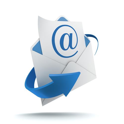 Budovanie databázy emailov
